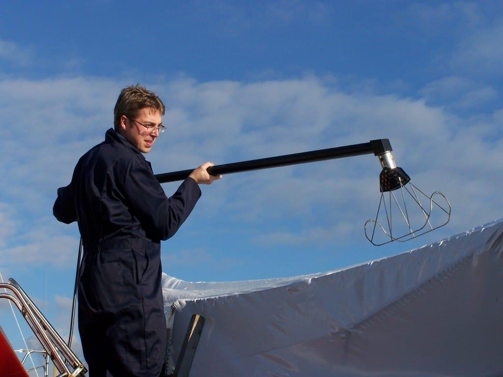 Shrink Wrap Heat Gun Extension