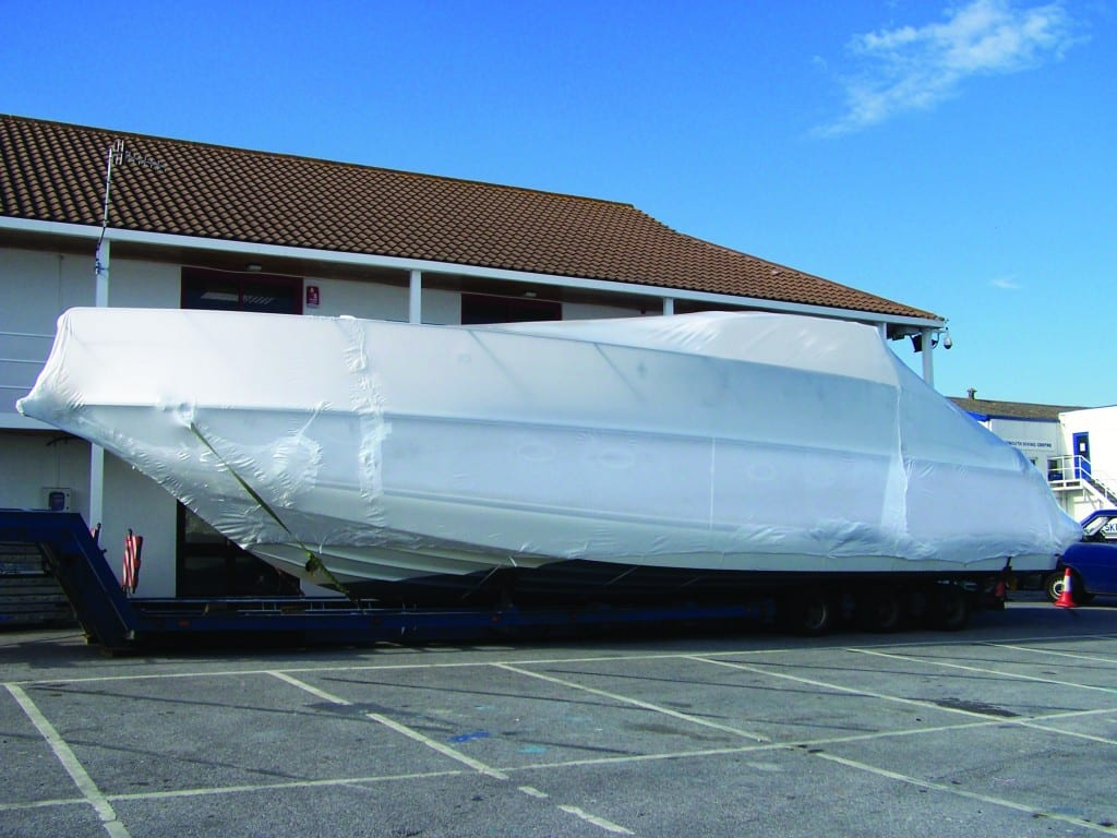 shrink to fit boat covers