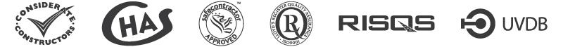 Tufcoat's-accreditations