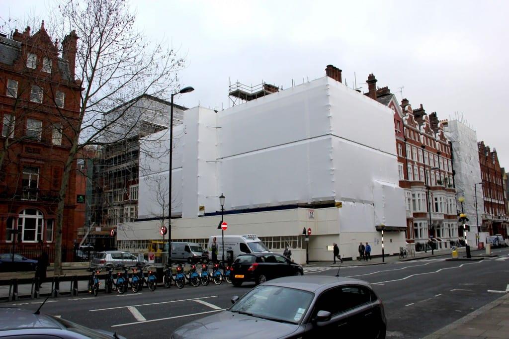 London Scaffold Screening
