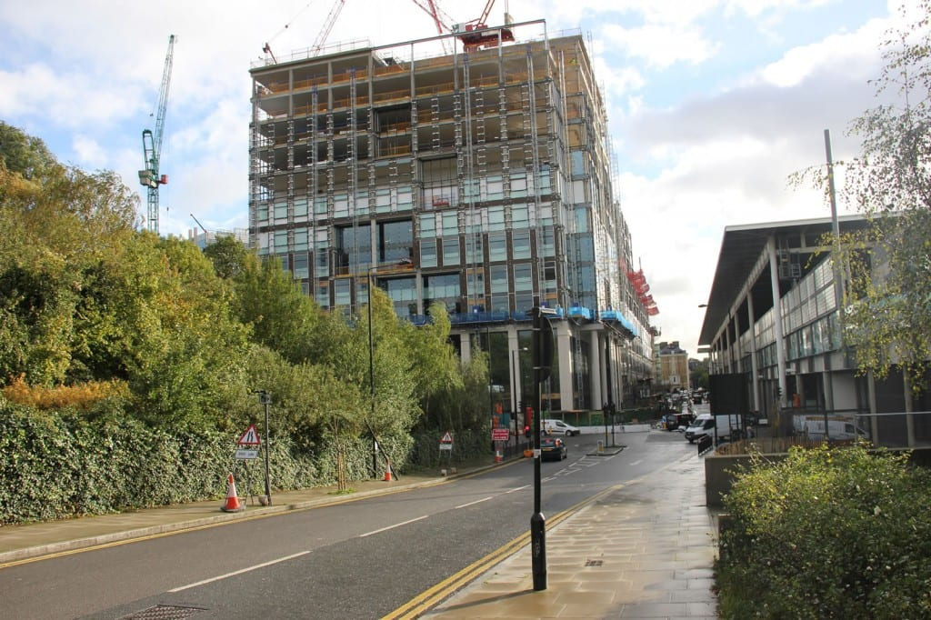 Kier - King's Cross Pancras Square Project