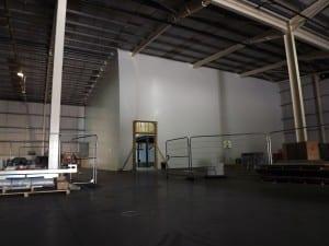 Nature Delivered Internal Warehouse partition
