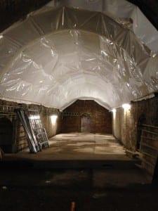 London Bridge Station Redevelopment - Water Ingress Protection