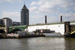 Battersea Rail Bridge Encapsulation
