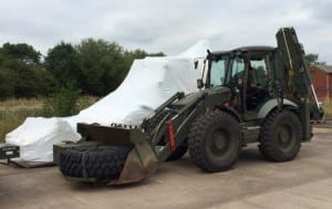 ALC Vehicles - Military Equipment Weather Protection