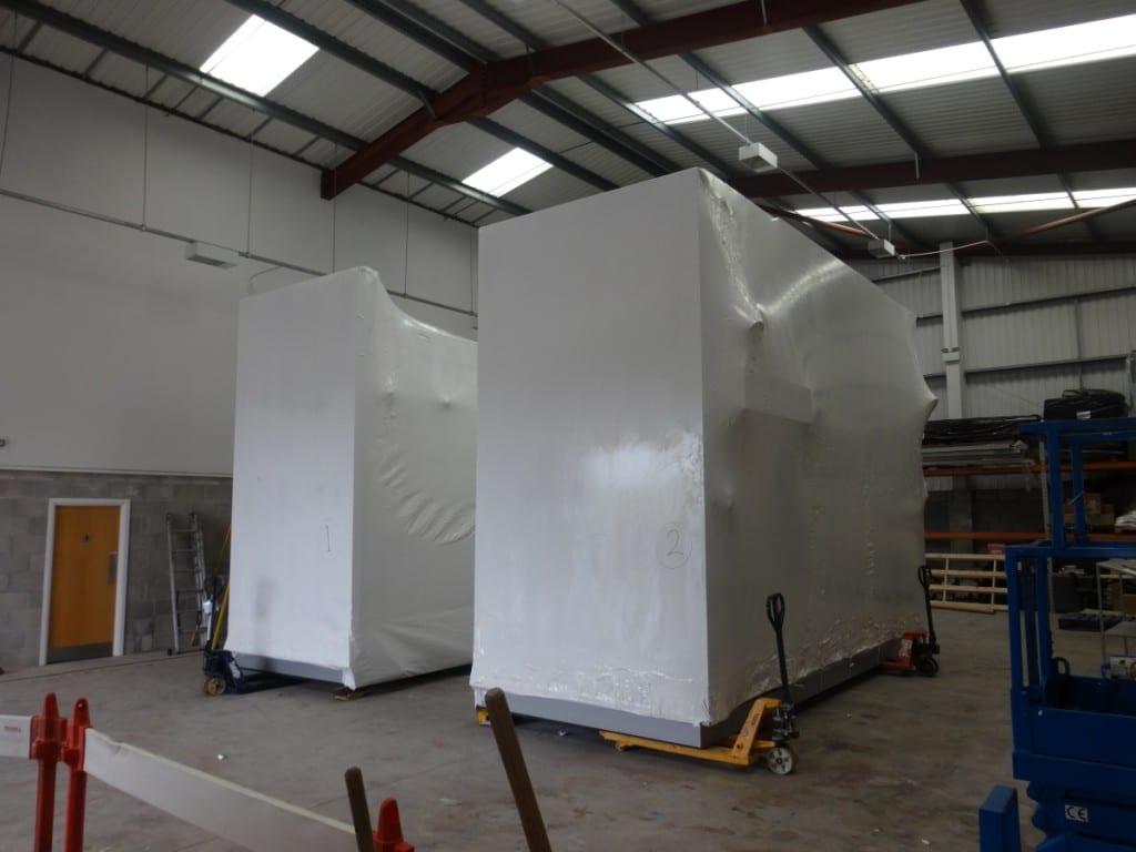 modules Industrial Shrink Wrap