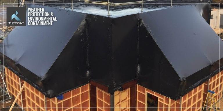 Tufcoat Black shrink-wrap